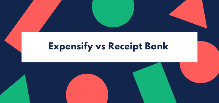 Expensify vs Receipt Bank