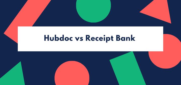 Hubdoc vs Receipt Bank