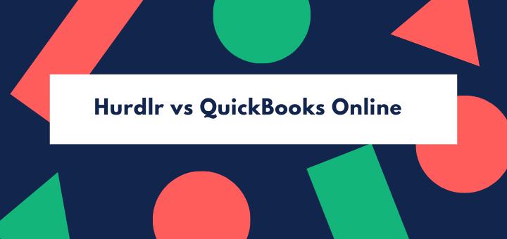 Hurdlr vs QuickBooks Online